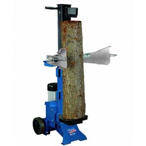 Vertikální štípače dřeva