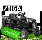 Zahradní traktor Stiga BT 84 HCB ALPINA
