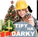 Tipy na vánoční dárky pro kutily