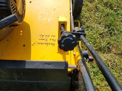 Benzínový vertikutátor Stiga SVP 40B