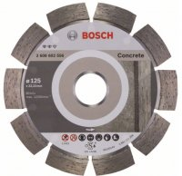 Bosch Dia kotouč Standard for Concrete 125 x 22,23 x 2,2 x 12 mm