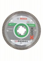 Bosch 2608615132 řezný kotouč Best for Ceramic Extraclean X-LOCK, 125x22,23x1,4x7 mm