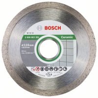 Bosch 2608603232 diamantový dělicí kotouč Standard for Ceramic 125 x 22,23 x 1,6 x 7 mm