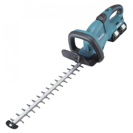 Makita DUH551PF2 aku plotostřih 550mm Li-ion 2x18V 3,0Ah