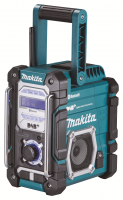 Makita DMR112 aku rádio DAB s Bluetooth, Li-ion 7,2V-18V