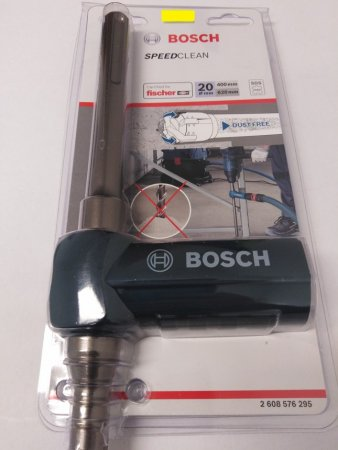 Bosch 2608576295 dutý vrták SDS max-9 Speed Clean 20x400x620 mm