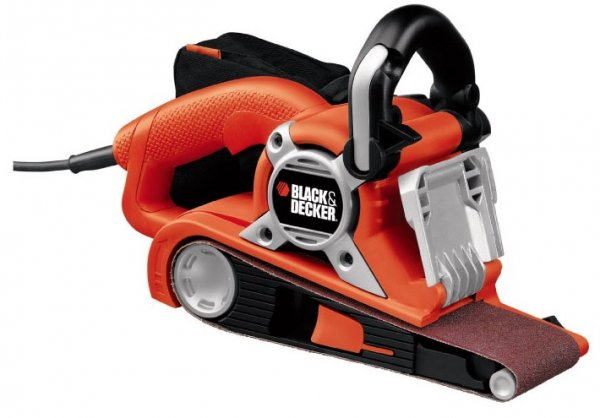 Black&Decker KA88 pásová bruska 75 x 533 mm