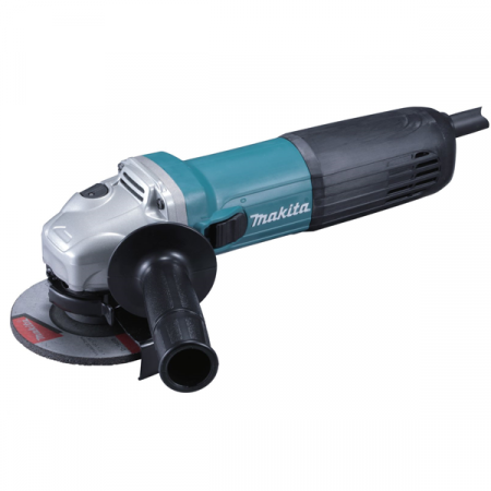 Makita GA4540R úhlová bruska 115mm, SJS,1100W