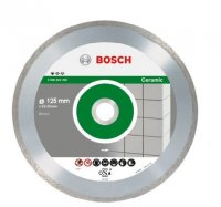 Bosch diamantový dělicí kotouč Standard for Ceramic 125x22,23x1,6x7 mm