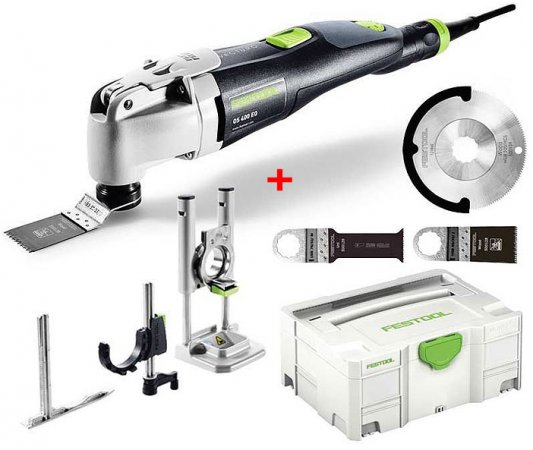 Festool VECTURO OS 400 EQ-Set