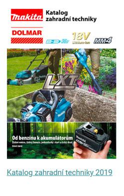 Makita katalog zahradní techniky 2019_2020