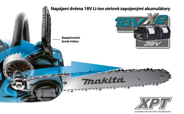 Makita DUC353 Z
