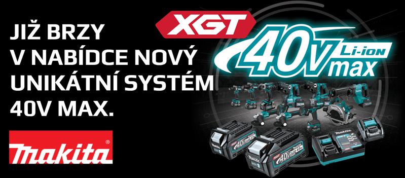 XGT® 40V Max
