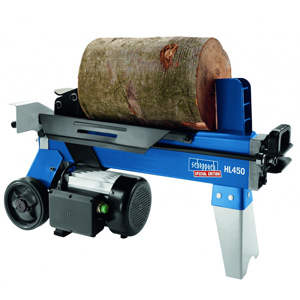 Horizontální štípač dřeva