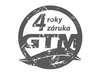 GTM professional prodloužená záruka