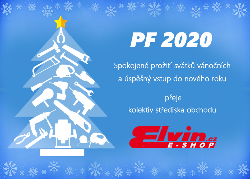 PF 2020 ELVIN PRODEJ s.r.o.