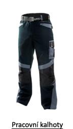 Pracovní kalhoty pro truhláře