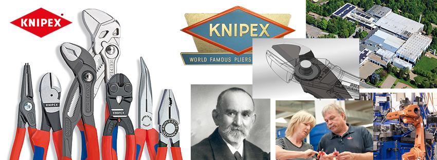 Knipex z historie společnosti