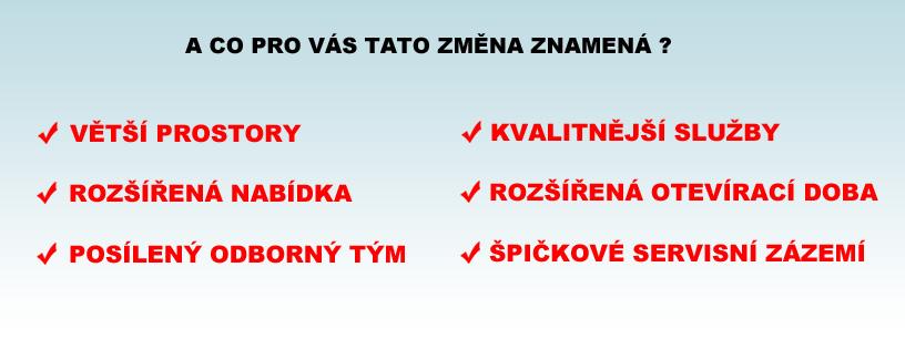 Rozsireni sluzeb pro zakazniky ELVIN PRODEJ s.r.o.