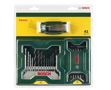 Bosch sada X-line 15-dílná