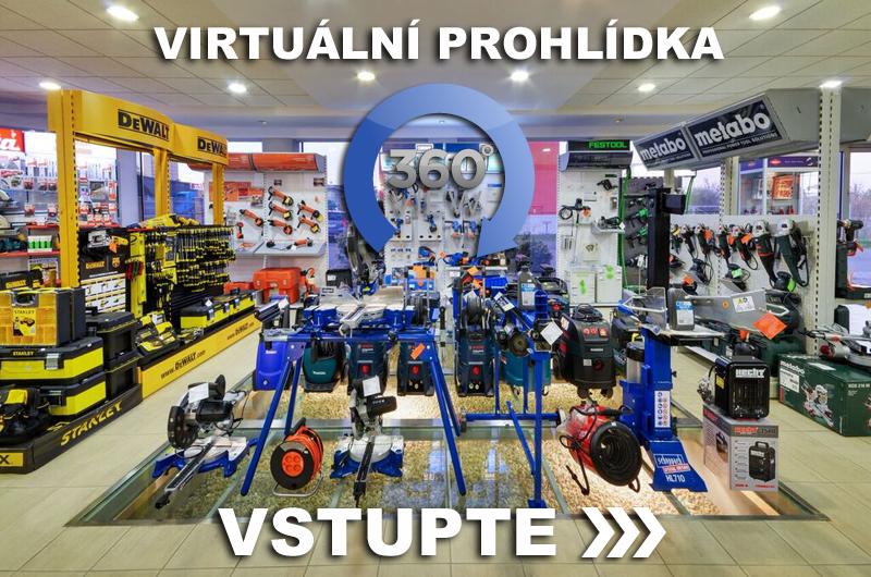 Virtuální prohlídka ELVIN prodejny