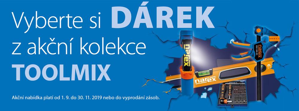Akce Narex TOOL MIX podzim 2019