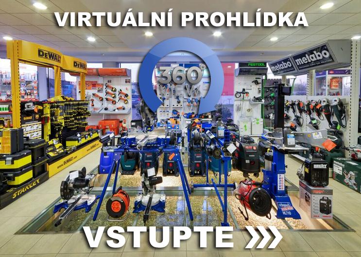 Virtuální prohlídka ELVIN PRODEJ s.r.o.