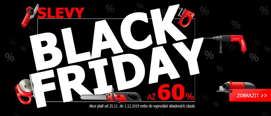 Black Friday na ELVIN.CZ - slevy až 60% !
