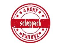 Scheppach prodloužená záruka