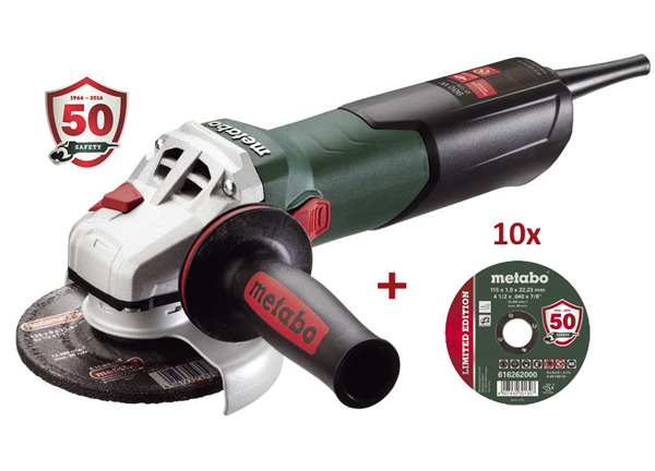 Metabo METABO W 9-125 Quick