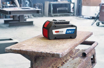 Akumulátor Bosch GBA 18V 6,3 Ah EneRacer