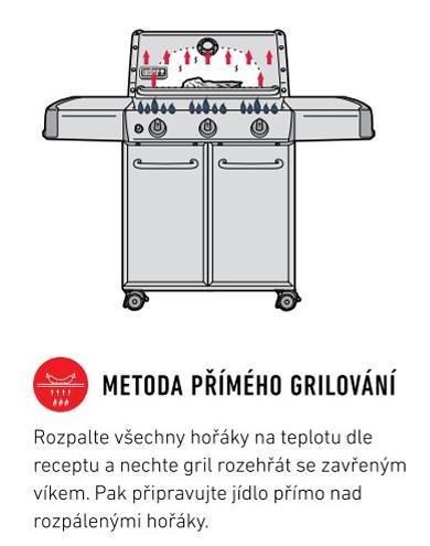 Metoda primeho grilovani_grily na plyn