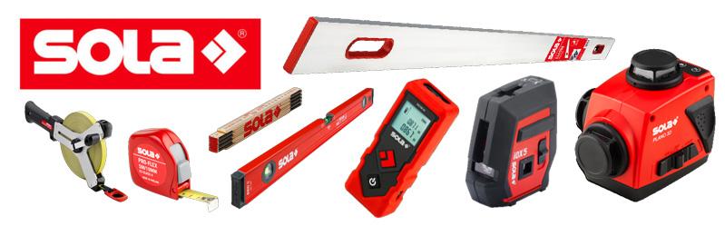 Sola - profesionální měřící technika