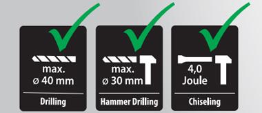 Montážní kladivo Narex EKK 31-QS