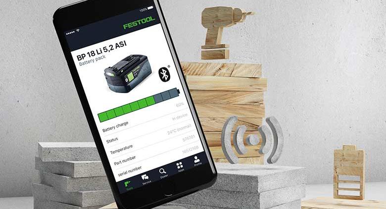 Festool Work - aplikace