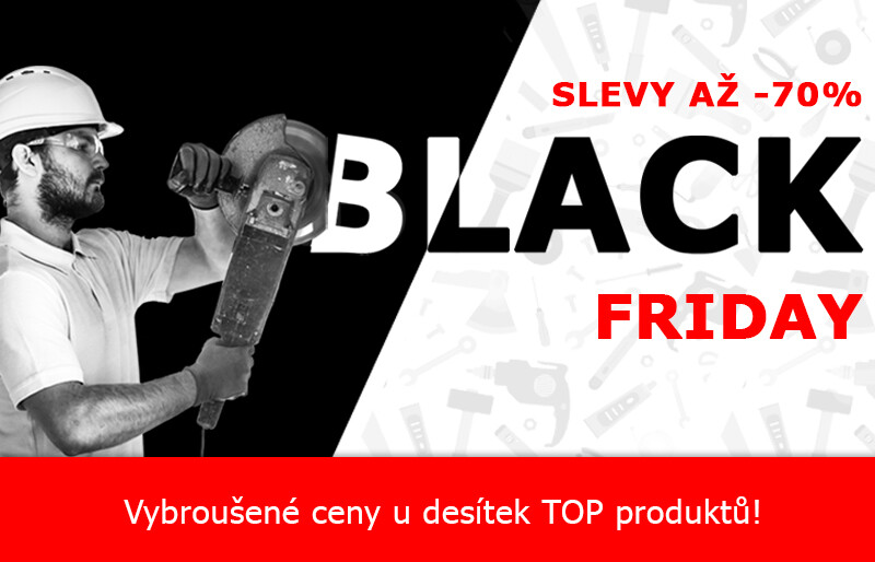 Black Friday 2020 na ELVIN.CZ!